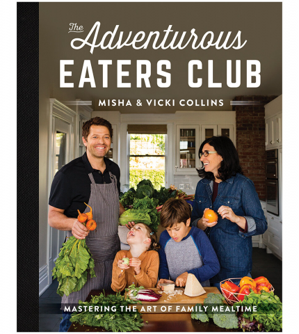 The Adventurous Eaters Club, Misha Collins